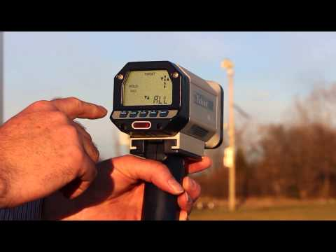 Speed Gun With Printer Falcon HR
