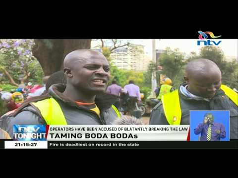 Boda Boda operators to comply with new rules by end of January 2019