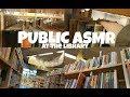 PUBLIC ASMR library - bibliotheek │TiaraASMR
