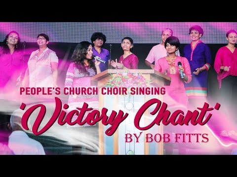 Victory Chant by Bob Fitts