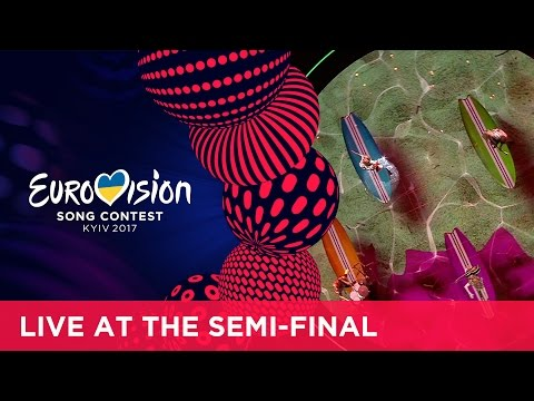 Manel Navarro - Do It For Your Lover (Spain) at the first Semi-Final