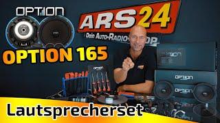 Option 165 | Lautsprecher im Auto tauschen | ARS24
