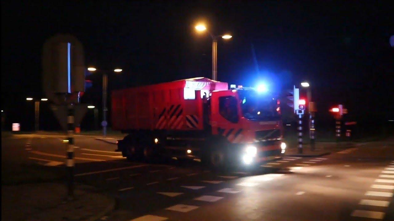 [Zeer Grote Brand] Brandweer met spoed naar een Zeer Grote Brand in Amsterdam-West!