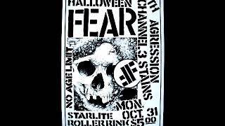 FEAR - Live @ Starlite Ballroom, North Hollywood, CA, 10/31/83