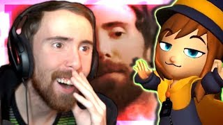 Asmongold Reacts To A Video I Made :)