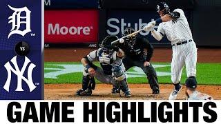 Tigers vs. Yankees Game Highlights (4/30/21) | MLB Highlights
