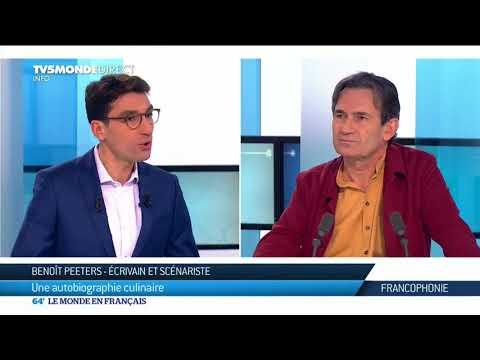 Vidéo de Benoît Peeters