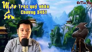 MAO SƠN TRÓC QUỶ NHÂN PHẦN 2 - CHƯƠNG 3451 - THU BỘC P2 - HƯ TRÚC VLOG