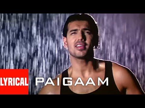 Paigaam Lyrical Video Song | Lakeer | A.R. Rahman | Sunny Deol, Sunil Shetty, John Abraham
