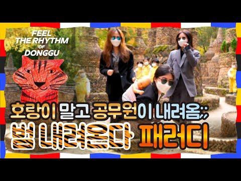 대전 동구 범 내려온다 패러디 : Feel the Rhythm of Dong-gu