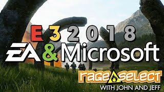 Rage Select E3 2018 Recap - Electronic Arts and Microsoft