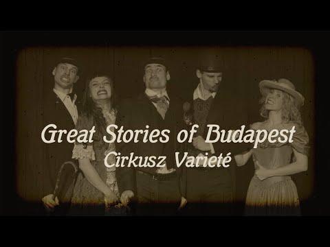 Budapest Útikalauz Időutazóknak