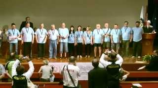 preview picture of video 'ICCD World Deaf Team Championship-Opatija 2014'