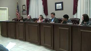 Regular Board Meeting Part 1