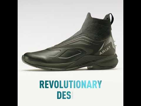 Womens Ascent Boot - Black