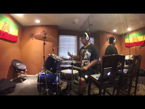 No One Like Our God Drum cover