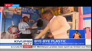 Nine days to go before the enforcement of the ban on the use of plastic bags in Kenya