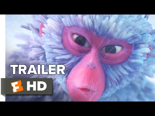 Kubo and the Two Strings Official Trailer #3 (2016) - Charlize Theron, Rooney Mara Animated Movie