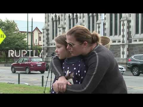 New Zealand: Mourners continue laying flowers for Christchurch shooting victims