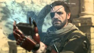 METAL GEAR SOLID 5: THE PHANTOM PAIN - Soundtrack - Koi no Yokushiryoku (Love Deterrence)