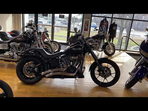 2007 Harley Davidson FXSTB Night Train For Sale