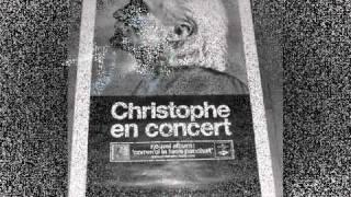 Christophe Avec le temps reprise de L.Ferré