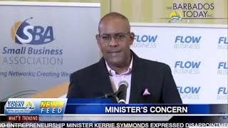 Minister Symmonds speaks about the importance of National Standards