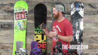 2x4 and 4x4 Snowboard Hole Patterns - The-House.com