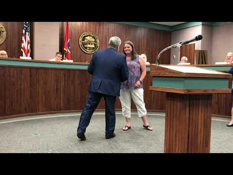 Video: Teacher Margaret Trent honored