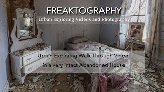 Urban Exploring: Religious Abandoned House by freaktography