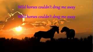 The Sundays- Wild Horses HD (Lyrics)
