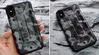 UAG Pathfinder SE Camo Series || iPhone X