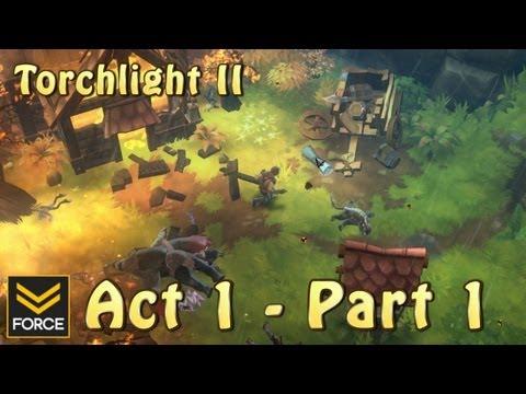 Gameplay de Torchlight II