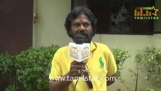 Rajakannadhasan at Savarikkadu Movie Audio Launch
