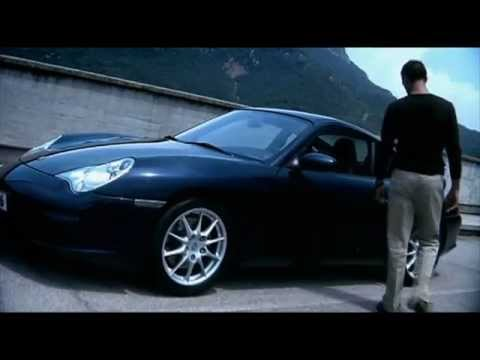 Porsche 996 Promotional Video =THE LEGEND MOVES ON(ポルシェ996)