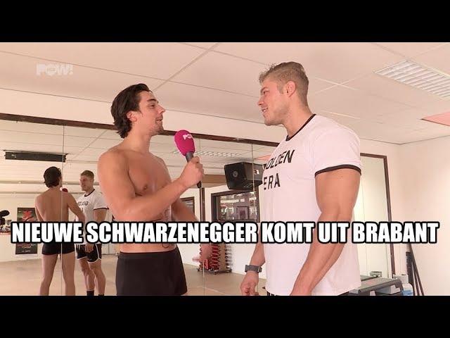 Nieuwe Schwarzenegger komt uit Brabant