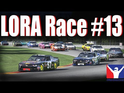 LORA Season 2 Race #13 | Xfinity Cars @ Road America | IRacing