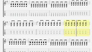 My Chemical Romance - Welcome To The Black Parade | Guitar Tab