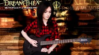 Dream Theater - Overture 1928 (Guitar Cover)