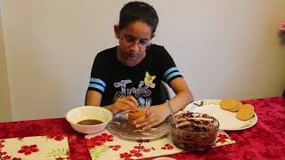 Tutorials with Tanmayee –Chocolate coffee Biscuit Cake