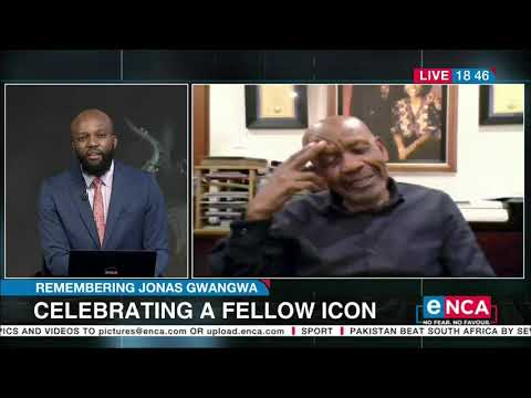 Remembering Jonas Gwangwa Celebrating a fellow icon