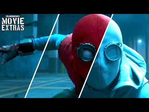 Spider-Man: Homecoming - VFX Breakdown by Imageworks (2017)