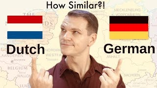 How Similar are German and Dutch?
