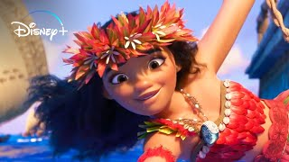 """MOANA - """"We Know The Way"""" Ending Scene (HD) Music Video"""