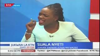 Suala Nyeti: Samburu na Isiolo kushirikiana kufuatia vurugu maeneo hayo