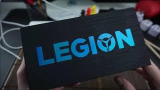 Lenovo LEGION PRO Unboxing & Hands-On | CECT-Shop.com [Deutsch]