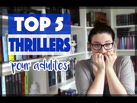 TOP 5 | THRILLERS 📗 😱