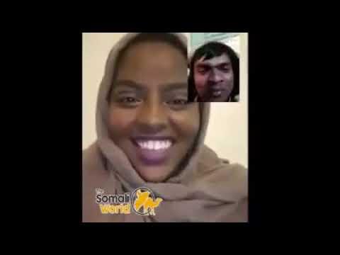 Somali girls talking to India guy #funny