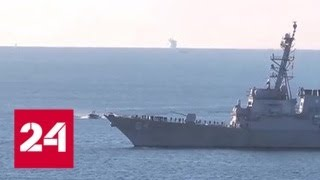 США планируют поддержать Украину в Керченским проливе - Россия 24