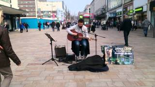 I can't stop loving you, Don Gibson busking cover